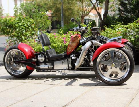 Moto doc nhat mang ban do Viet Nam