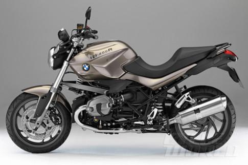 Naked bike BMW R1200R bien thanh classic