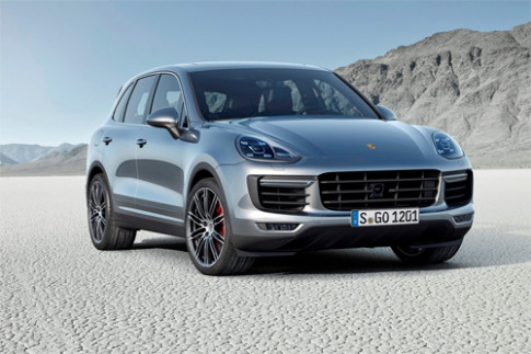 Porsche Cayenne 2015 nang cap nhe