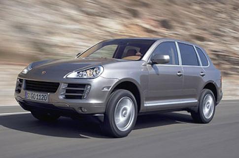 Porsche se san xuat Cayenne may dau