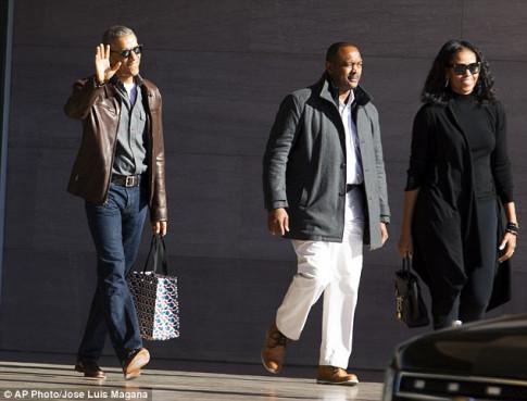 Rời Nhà Trắng, tổng thống Obama mặc đẹp như thanh niên nhờ thân hình chuẩn mực