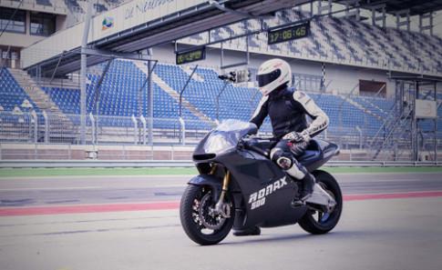 Ronax 500 - sieu moto gia gan 170.000 USD