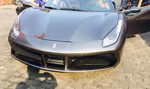 Sieu xe Ferrari 488 GTB dau tien ve Viet Nam