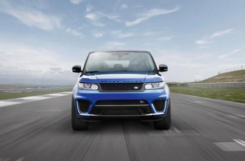 Sport SVR - dong Range Rover manh me nhat