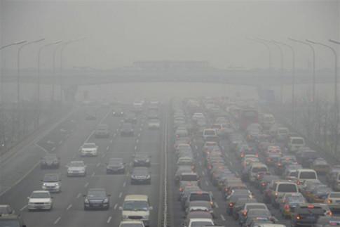 Trung Quốc xóa sổ 11 triệu ôtô vì ô nhiễm
