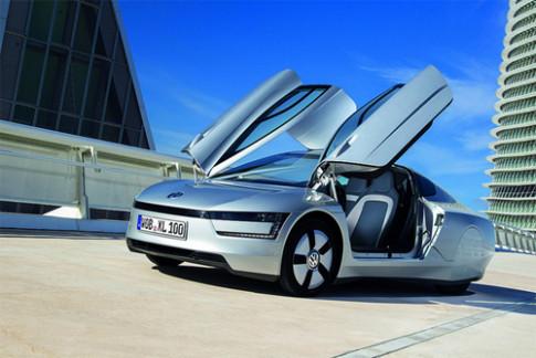 Volkswagen XL1 giá 168.000 USD
