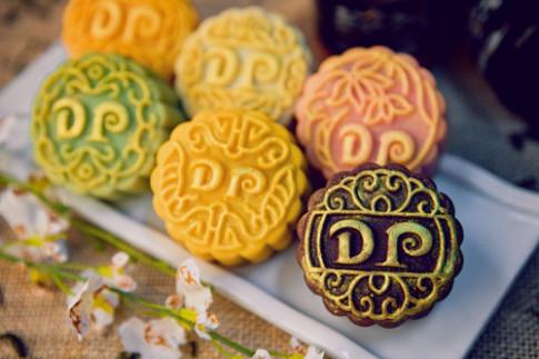 Vòng quanh châu Á khám phá các loại bánh Trung Thu đặc trưng.