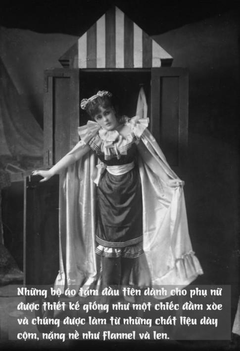 10 sự thật vừa buồn cười vừa lạ lùng về lịch sử chiếc áo tắm