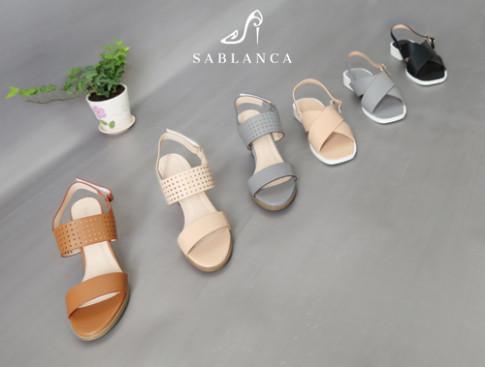 Bí quyết chọn sandals hợp với đôi chân cho ngày hè năng động