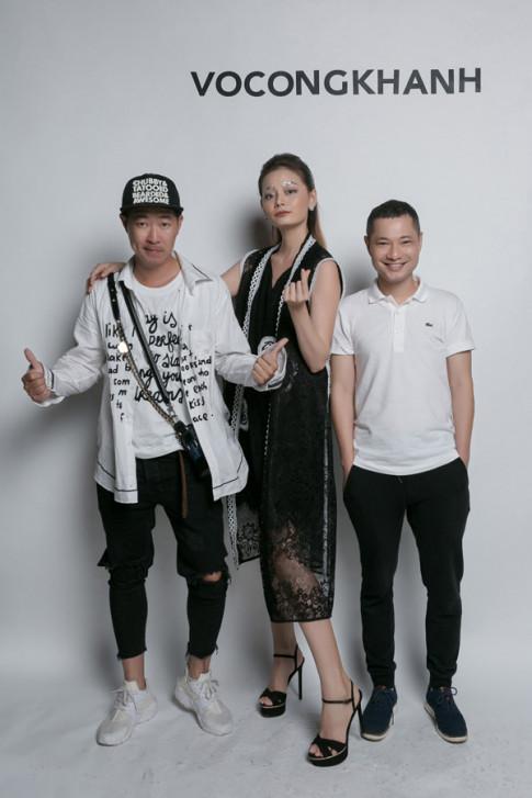 BST qua chat danh cho nhung co nang mong manh cua NTK Vo Cong Khanh