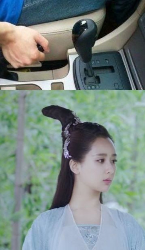 Chắc hẳn sao Hàn, Trung sẽ khóc cạn nước mắt khi thấy mái tóc bị so sánh thế này