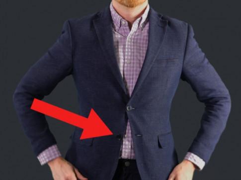 Chị em đừng quên nguyên tắc mặc vest đẹp này để bảo chồng!