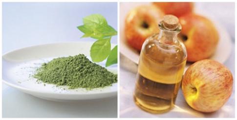 Da hết mụn, láng mướt bằng 5 công thức làm đẹp từ bột trà xanh