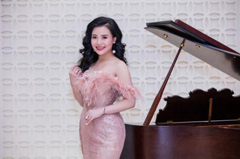 Doanh nhan Nguyen Thu Trang tu tin tranh tai tai Hoa hau Quy ba Chau A 2017