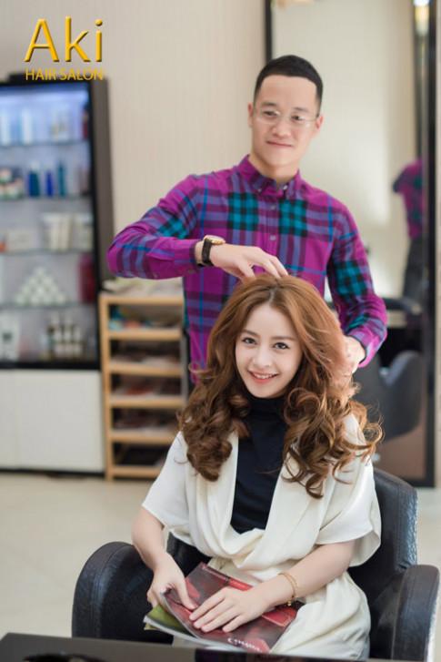 Đổi kiểu tóc phù hợp, con gái sẽ xinh lên trông thấy!