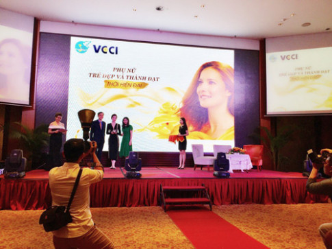 MC Thanh Mai tiếp tục gặt hái thành công trong kinh doanh