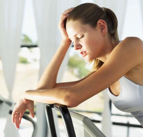 Những sai lầm khi tập thể dục bạn cần chấm dứt ngay