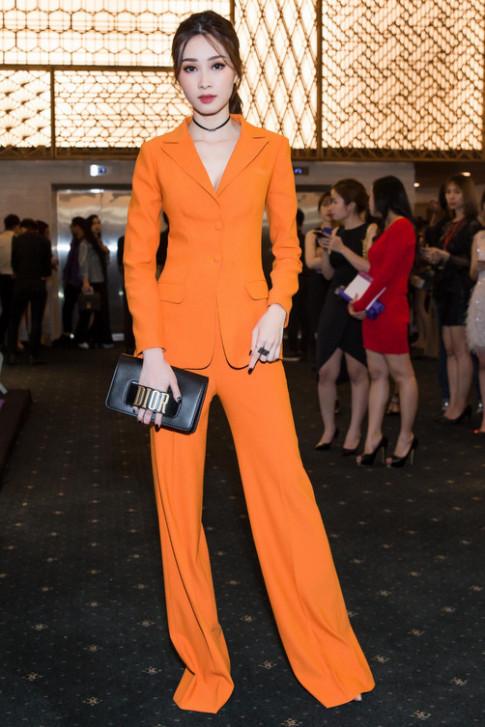 Sao mặc đẹp tuần: Thu Thảo lấp lửng vòng 1, cá tính sắc lẹm đốn gục fan