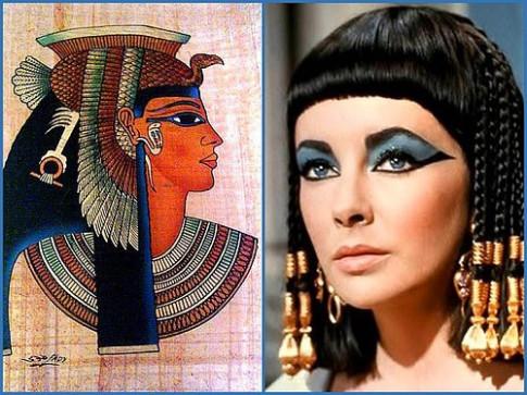 Suốt hàng ngàn năm, cây mascara có lịch sử phát triển đáng nể