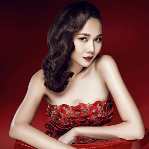 Thanh Hang tu choi ngoi ghe nong The Face du catxe cao ngat nguong