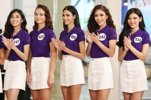 Dàn thí sinh toàn model, liệu Hoa hậu Hoàn vũ có thể biến họ trở thành nữ hoàng sắc đẹp?