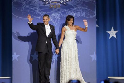 Giới thời trang Mỹ lưu luyến phu nhân Obama