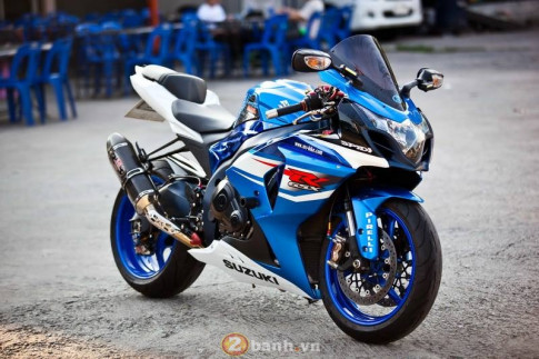 Gixxer 1000 2013 khien fan Suzuki cam thay mat long