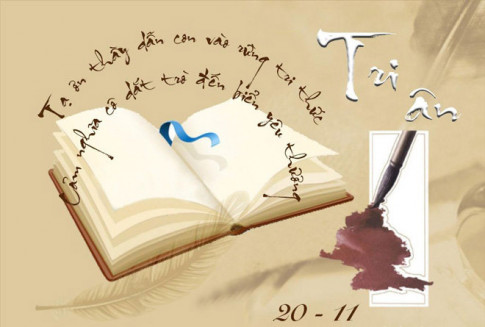 Gợi ý chọn quà ý nghĩa tặng cô giáo ngày 20/11