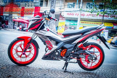 Hang nong Honda Sonic 150 2016 manh me va chat choi