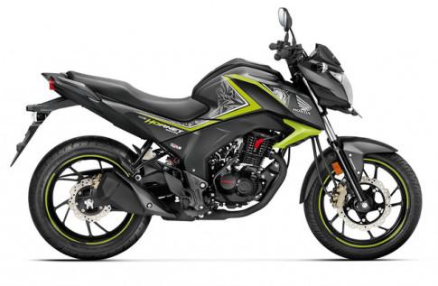 Honda CB Hornet 160R ra mắt phiên bản mới với giá 27 triệu Đồng