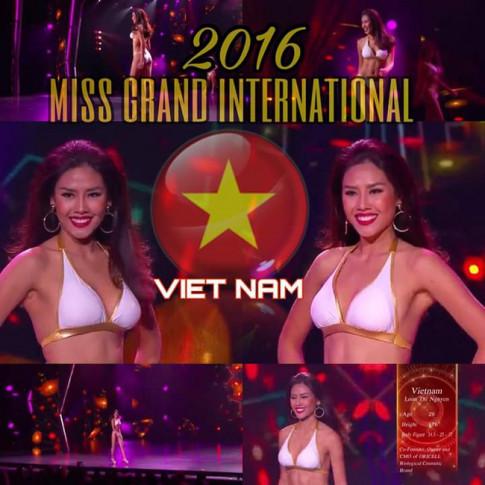 Nguyen Thi Loan ra ve trang tay, Viet Nam se la noi dien ra Miss Grand International 2017