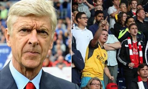 Nhân viên Arsenal xin nghỉ việc để HLV Wenger có tiền mua sắm