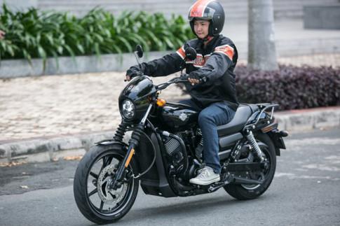 Nhieu mau xe Harley-Davidson chinh hang tai Viet Nam giam gia manh