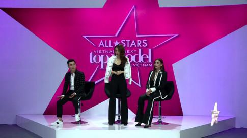 VNTM All Stars: Đến lượt Trương Ngọc Ánh đùng đùng nổi giận, đuổi Nam Trung và Hoàng Yến