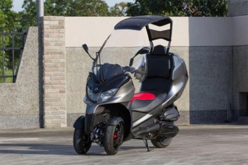Adiva AD3 - scooter mui tran 3 banh