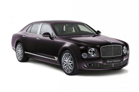 Anh Bentley Mulsanne Birkin