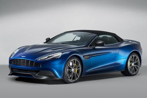 Anh chi tiet Aston Martin Vanquish Volante