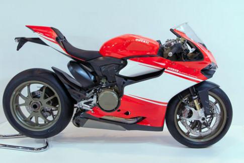 Anh chi tiet Ducati Superleggera