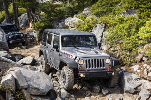 Anh chi tiet Jeep Wrangler Rubicon