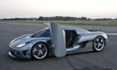 Anh chi tiet Koenigsegg CCX