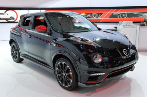 Anh chi tiet Nissan Juke Nismo RS