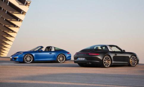 Anh chi tiet Porsche 911 Targa 4