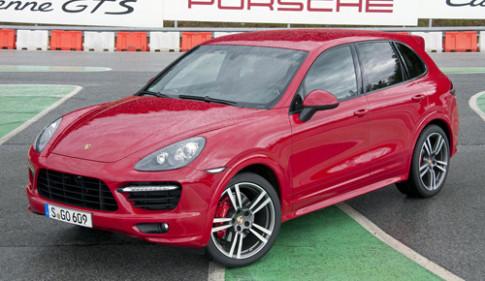 Anh chi tiet Porsche Cayenne GTS