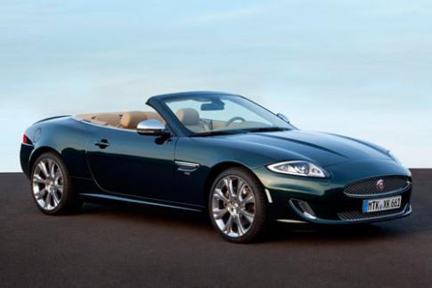 Anh Jaguar XK66 Special Edition