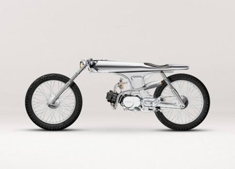 Bandit9 Eve concept - lot xac Honda 67 tu Sai Gon