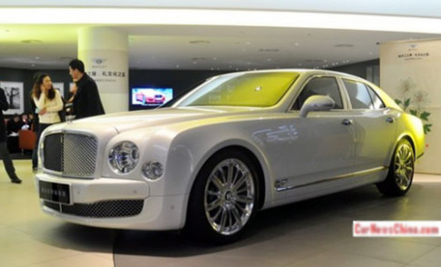 Bentley Mulsanne Four Season Edition