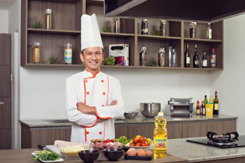 Bi kip nau mon chien gion ngon tuyet hao cua Chef Alain Nguyen