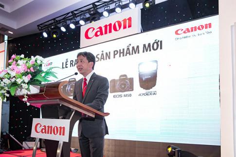 Canon ra mắt mẫu mirrorless chiến lược EOS M50 cùng mẫu đèn flash thông minh – Speedlite 470EX-AI