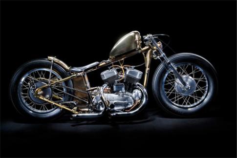 Chicara Art5C - kiệt tác độ Harley-Davidson