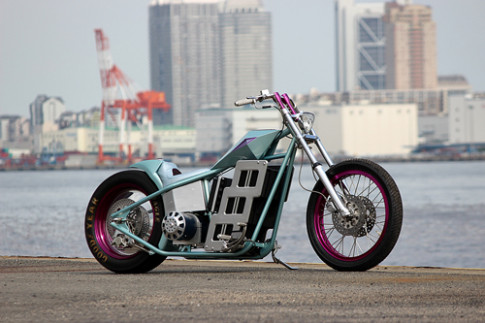 Choppers Forever - chiec chopper cua tuong lai